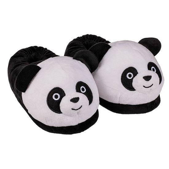Afbeelding van 3D panda pantoffels voor dames