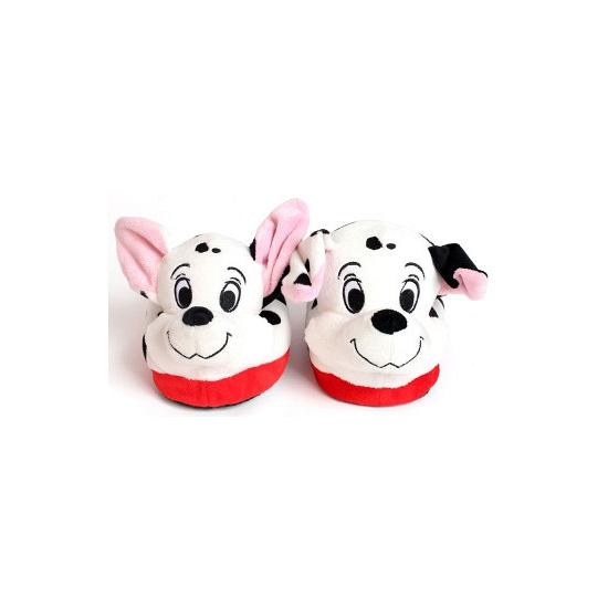 Afbeelding van Comfortabele 101 Dalmatiers pantoffels voor kinderen
