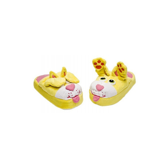 Afbeelding van Comfortabele katten pantoffels voor kinderen
