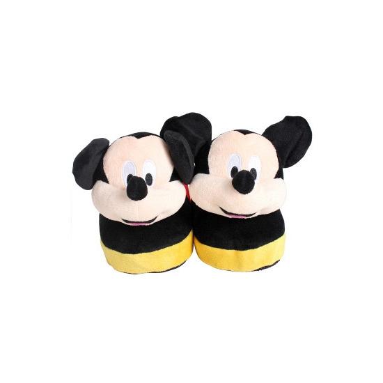 Afbeelding van Comfortabele Mickey Mouse pantoffels voor kinderen