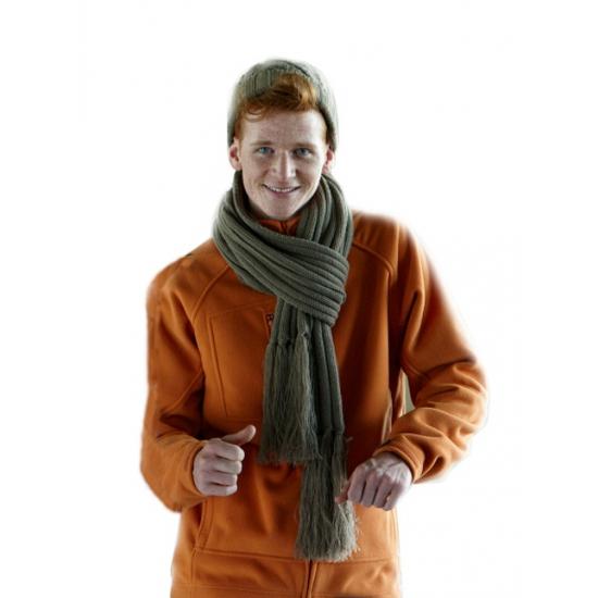 Afbeelding van Gebreide sjaal 2 meter