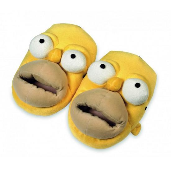 Afbeelding van Homer Simpson sloffen voor volwassenen