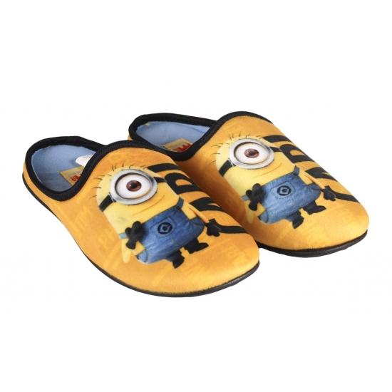 Afbeelding van Instapsloffen Minions voor kids