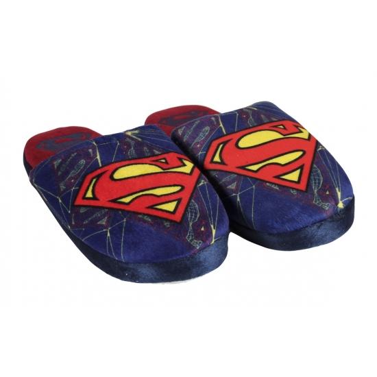 Afbeelding van Instapsloffen Superman voor kids