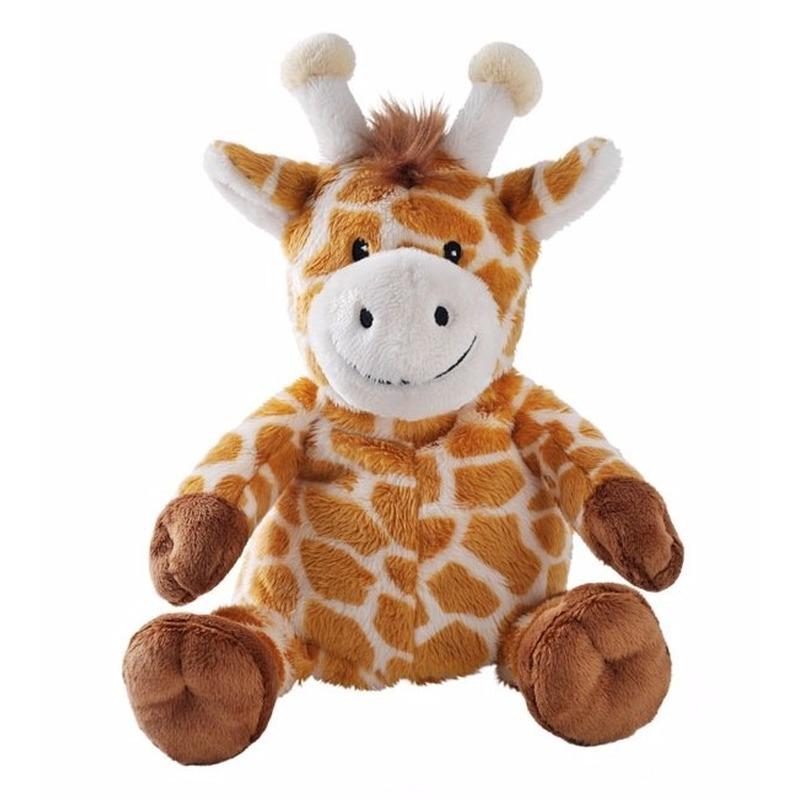 Afbeelding van Knuffel girafje met lavendel