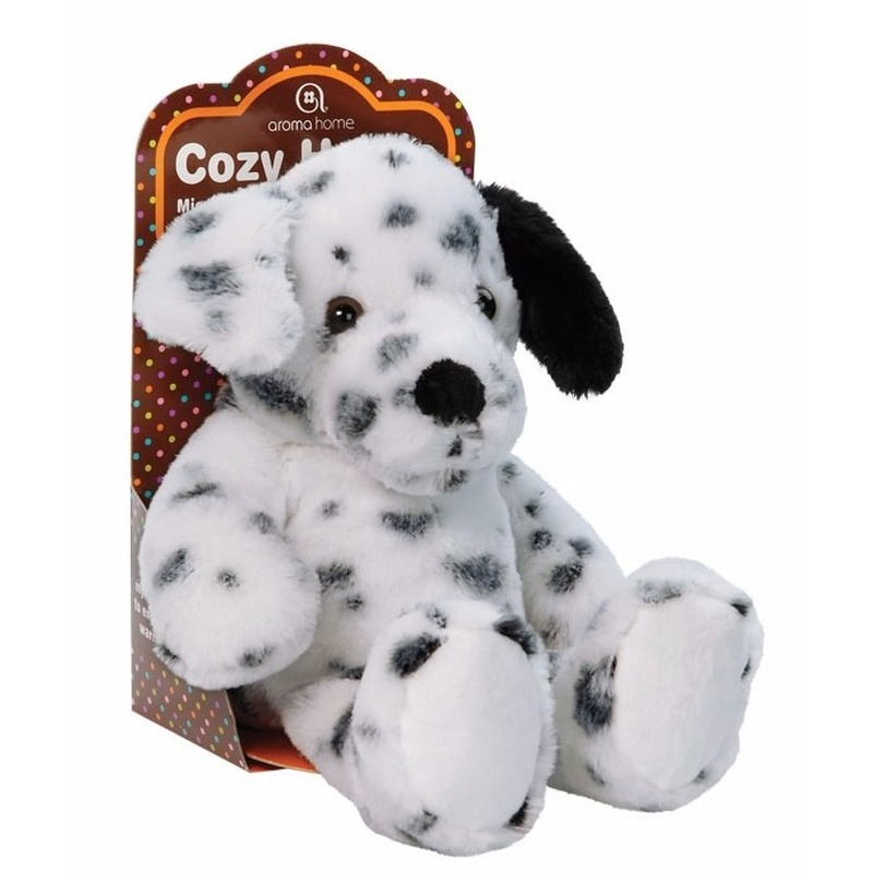 Afbeelding van Knuffel hondje met lavendel