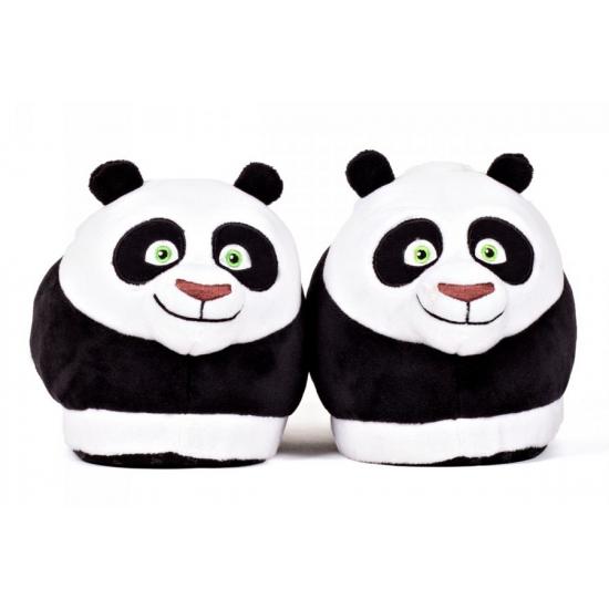 Afbeelding van Kung fu panda Po pantoffels voor volwassenen